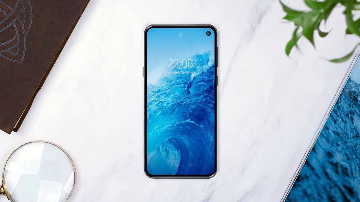 Samsung Galaxy S10 фото