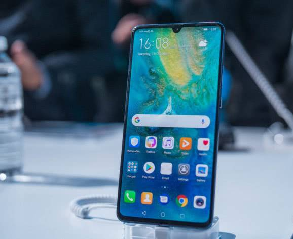 Android на Huawei Mate 20 X