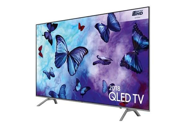 Телевизор Samsung QE55Q6FNA фото