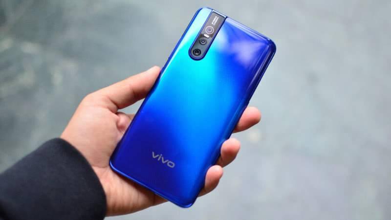 Камеры Vivo V15 Pro