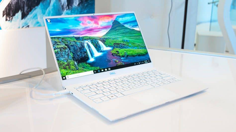 Dell XPS 13 2019 года