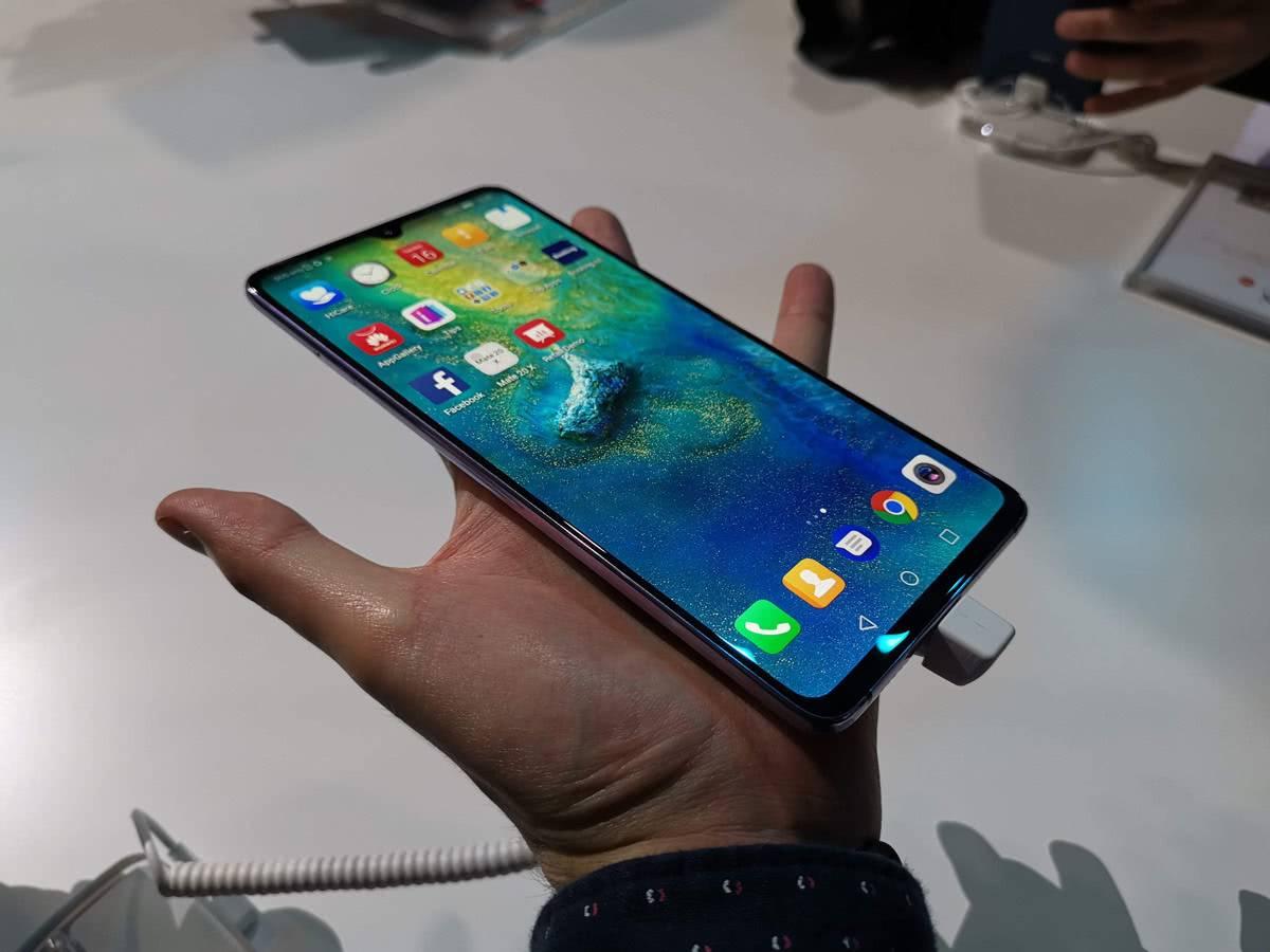Зарядка для Huawei Mate 20 X