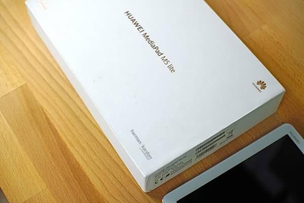 Mediapad M5 Lite в коробке