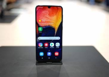 Samsung Galaxy A50 — новый бюджетный чемпион