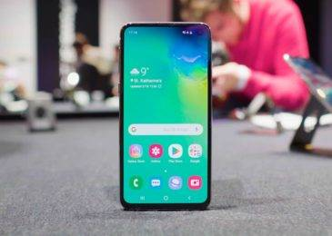 Samsung Galaxy S10e — лучший по соотношению цены и качества