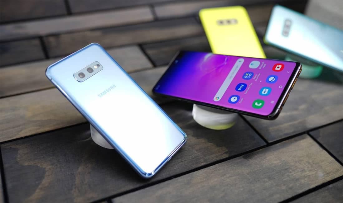 Рамки Samsung Galaxy S10e