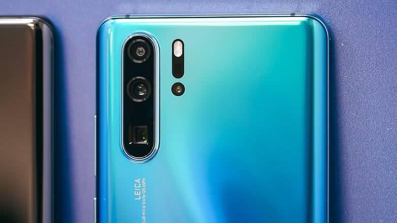 Камеры Huawei P30 Pro
