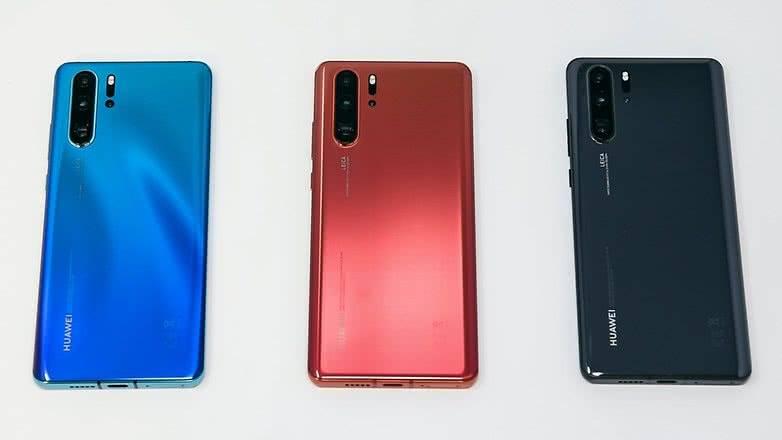 Huawei P30 Pro цвета