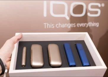 Краткий обзор IQOS Multi. Компактный размер и неповторимый стиль.