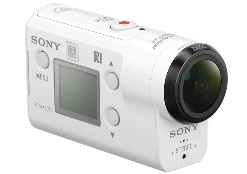 Sony FDR-X3000 фото