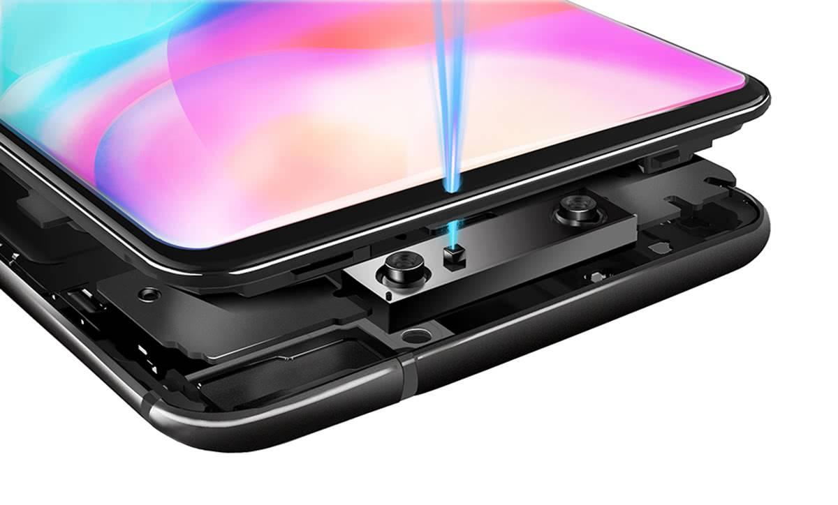 ToF-камера в смартфоне