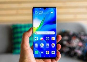 Huawei P30 Pro — смартфон с новым уровнем камер