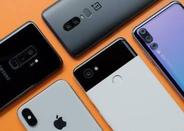 Лучшие камерофоны 2019 года