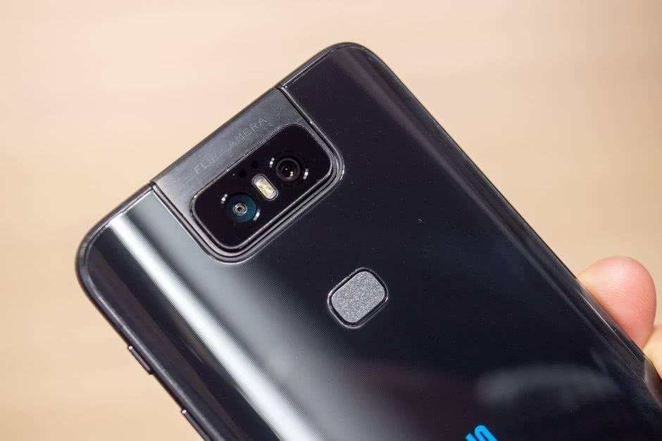 Камеры Asus Zenfone 6