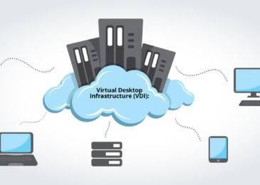 Виртуальный рабочий стол (VDI) и его возможности