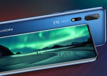 ZTE Axon 10 Pro — потенциальный убийца флагманских аппаратов OnePlus