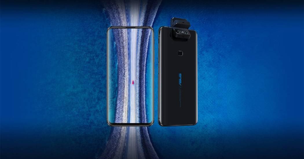 Первый взгляд на Asus Zenfone 6 (2019)