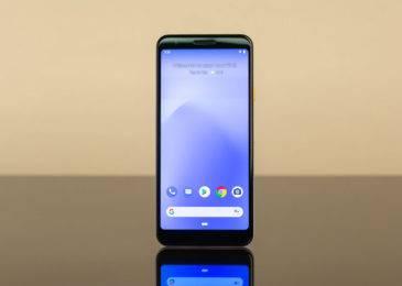 Обзор смартфона Google Pixel 3A: всё на своём месте