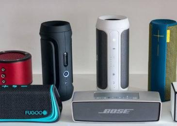 10 лучших портативных Bluetooth-колонок для прослушивания музыки