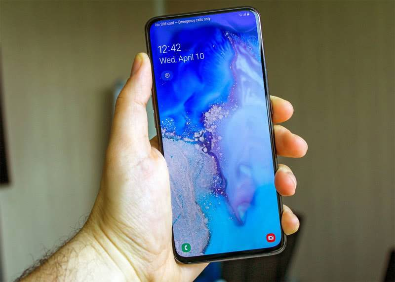 Экран Samsung Galaxy A80