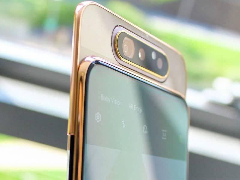 Камера Samsung Galaxy A80