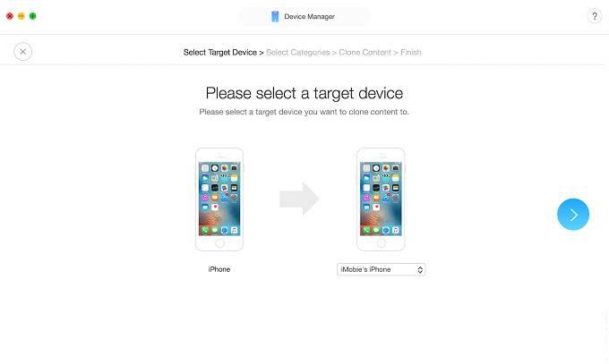 Передача данных с iPhone на iPhone