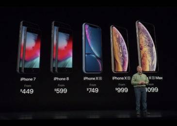 Какой iPhone лучше купить в 2019