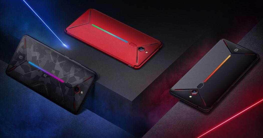 Игровой смартфон Nubia Red Magic 3