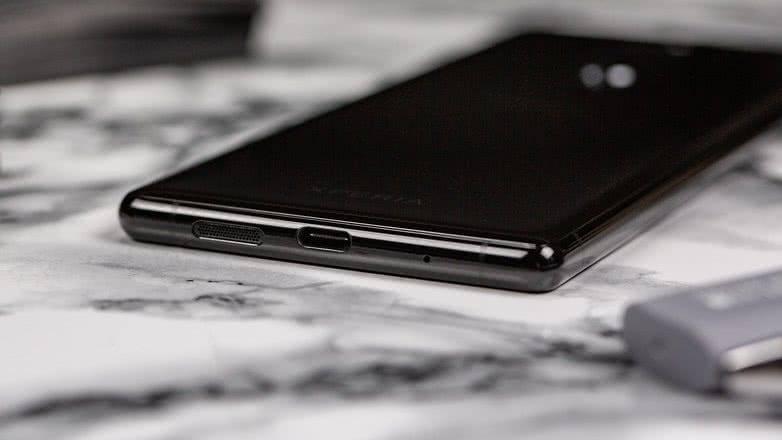 Разъём Sony Xperia 1
