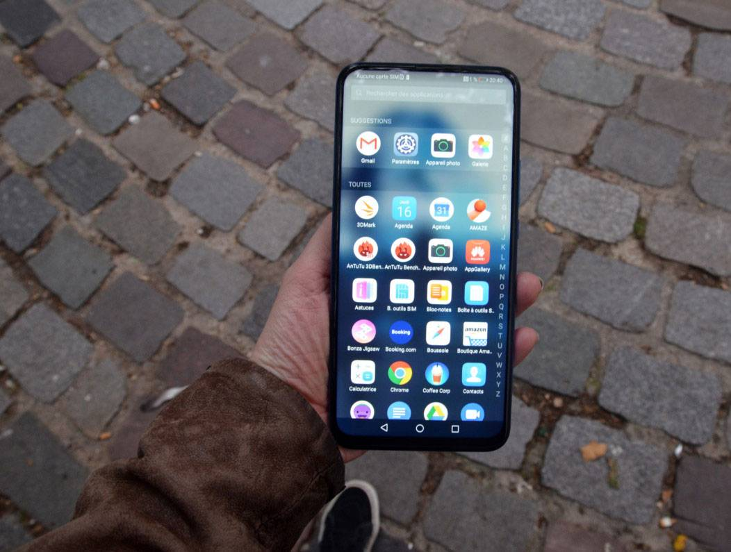 Huawei P Smart Z android