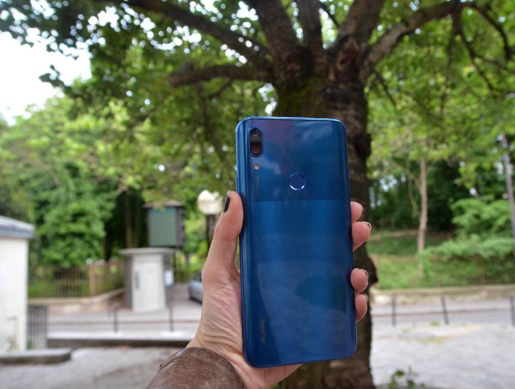 Камеры Huawei P Smart Z
