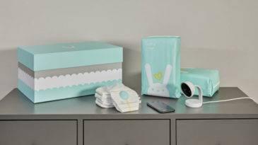 «Умные» подгузники и система слежения за малышом — новинки от Pampers