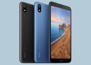 Xiaomi Redmi 7A — хороший бюджетный смартфон