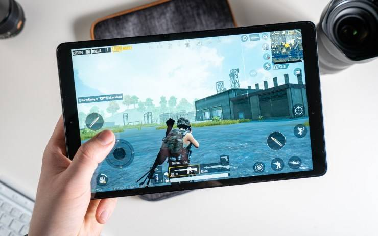 Производительность Samsung Galaxy Tab A 10.1 2019