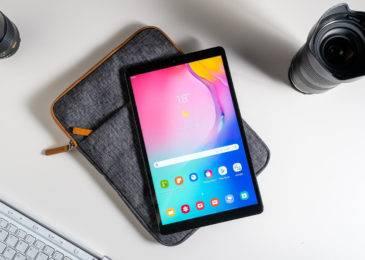 Бюджетный планшет Samsung Galaxy Tab A 10.1 (2019)
