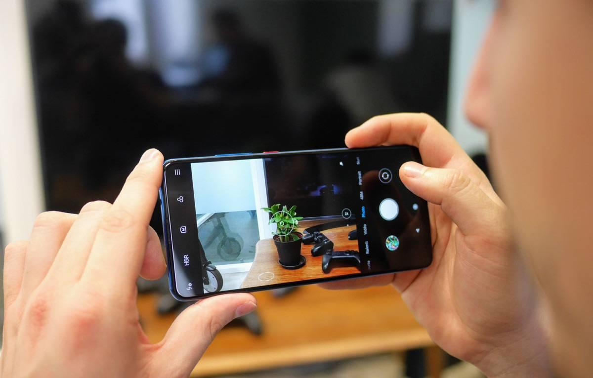 Xiaomi Mi 9T съёмка