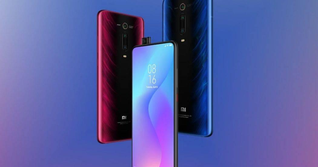 Xiaomi Mi 9T — экран с эффектом погружения