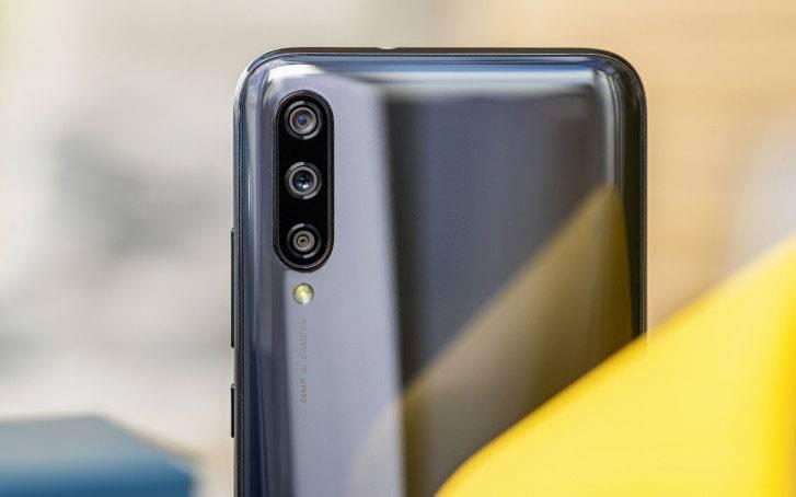 Камеры Xiaomi Mi A3