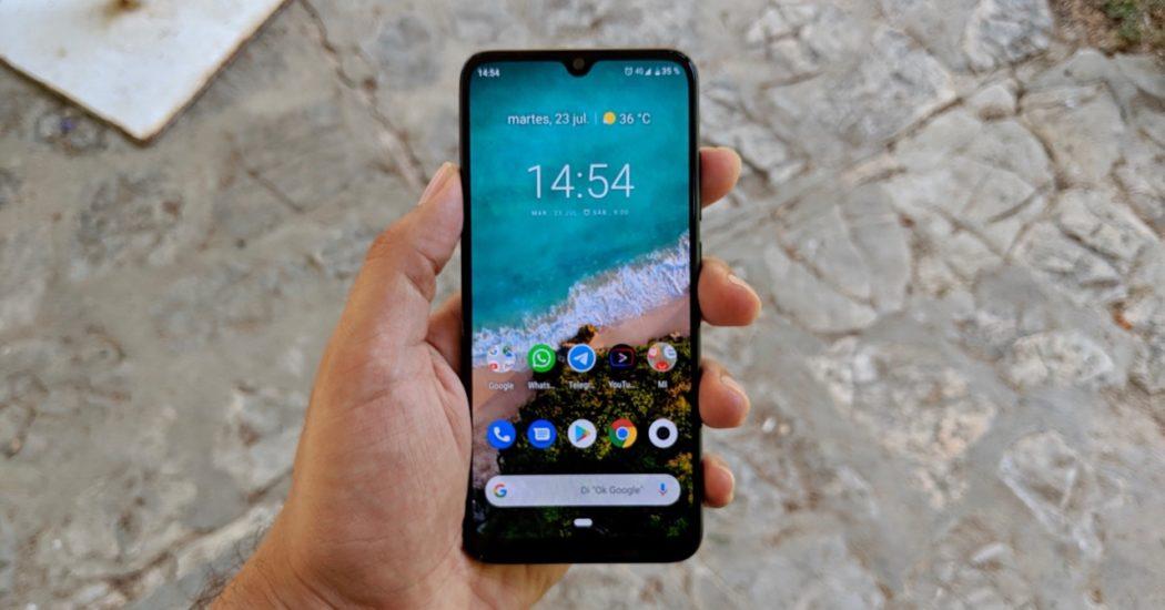 Xiaomi Mi A3 — смартфон с низким разрешением экрана