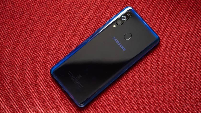 Камера Samsung Galaxy M40