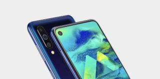 Обзор Samsung Galaxy M40