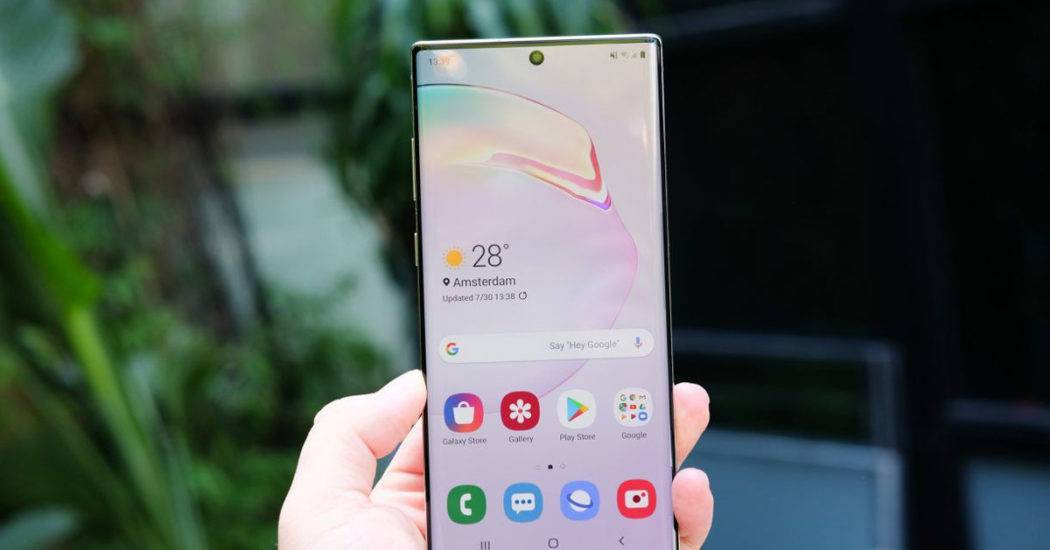 Обзор Samsung Galaxy Note 10+ — смартфон с «волшебной палочкой»